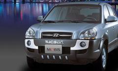 Обвесы на Hyundai Tucson