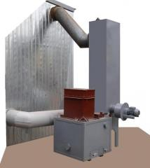 Heatgenerator TG-50 Model