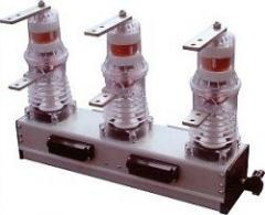 Vacuum switch of the series BB/TEL-10-20 630,