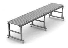 Conveyors, conveyors roller, live rolls for piece