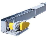 Conveyors scraper chain (granulators)