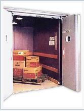 Elevators are hydraulic