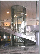 Металлокаркасные шахты для лифтов