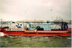Нефтемусоросборщик модели 205A