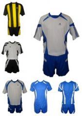 Форма спортивная футбольная