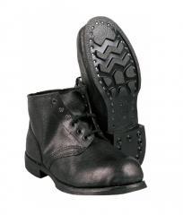 Ботинки юфть-кирза (гвоздевые)