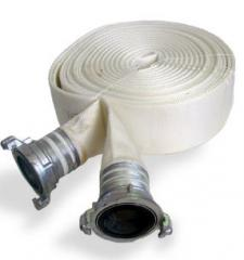 Hoses, sleeves D-32,38,51,66,77,100,150mm.