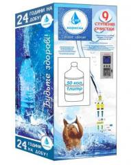 Торговый автомат по продаже воды RO-100A-A