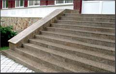 Плитка из гранита для ступеней