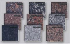 Плити й плитка лицювальна із граніту
