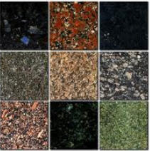 Stone granite for monuments, monuments