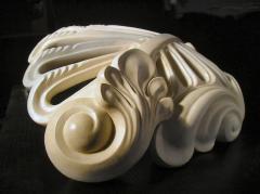 Изделия декоративные из гипса, штукатурки, лепнина