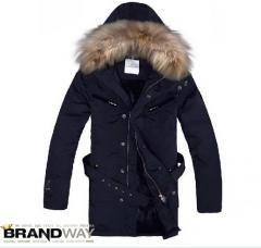 Мужское пальто пуховик Moncler