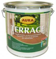 Антисептик  для дерева Aura Terrace