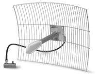 Antennas of a professional radio communication: