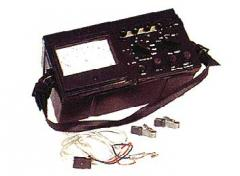 The earth resistance meter F 4103-M1, instead of M416. Equipment for grounding check