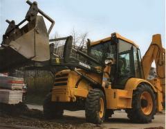Stalev's excavators loaders Volya, Dressta
