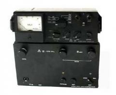 Sugárzásmérő eszközök: teljesítmények, feszültségek, láncparaméterek és mérőerősítők