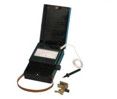 ES 0212 ohmmeter Range of measurement from 0,05 to 20 Ohms