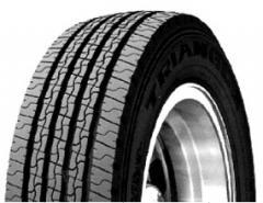 Ось рулевая шины TR685 Triangle 235-75 R17.5