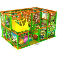 Детская игровая комната лабиринт 101оборудование