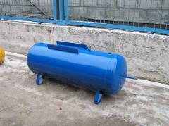 Receivers are horizontal, a receiver air Kharkiv,