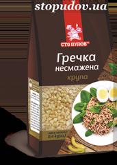 Buckwheat unroasted, 0.4 kg