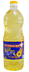 Rafined sunflower oil