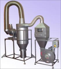 Охладитель очиститель МО-50