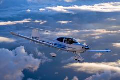 Diamond DA40NG plane
