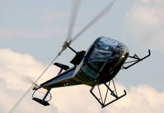 Helicopter gas-turbine Enstrom 480B