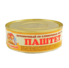 """Pate """"Liver with butter """" Sto"""