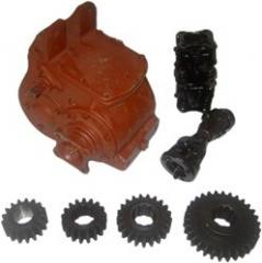 Spare parts to the LION load-lifting equipmen
