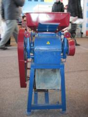 Crusher roll VPK-200 with the engine of 1,5 kW