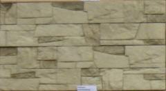 "Facing decorative stone ""Lamellar"