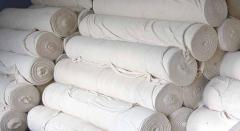Nonwoven cloth and materials