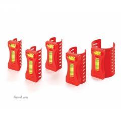 KAPRO набор уровней для труб Pipe level 350