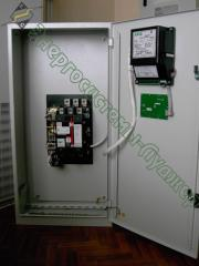 Devices low-voltage complete automatic inclusion