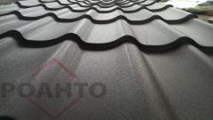 Retro metal tile 0,45 Slovakia