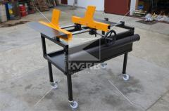 He machine for formation of chimney