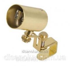 Светильник   026 золото  MR16  для подсветки витрин