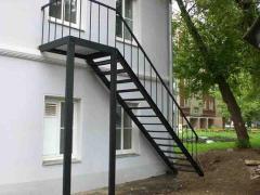 Dış merdivenler