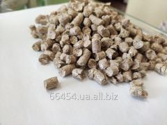 Fuel granules (briquettes) from straw (A granule