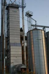 Equipment for grain drying