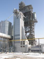 Зерносушилка ДСП-50Е для сушки пшеницы, семян