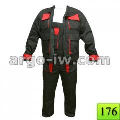 Overalls to order