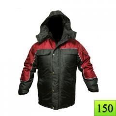 Куртка зимняя СПЕЦ