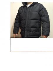 He jacket is man's