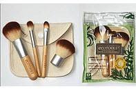 Набор Кисточек для минеральной косметики Ecotools