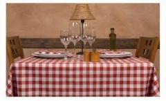 Скатерти для ресторанов, кафе, общепита, текстиль.